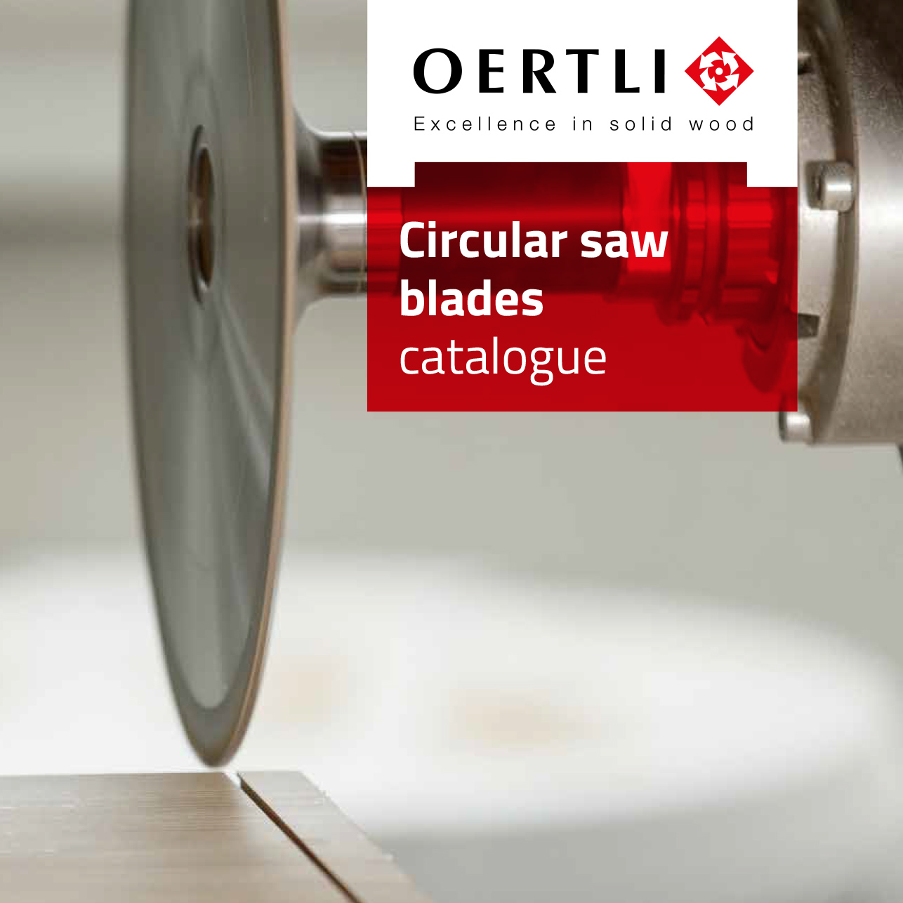 OERTLI circular saw blades
